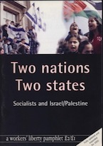Israel/Palestine: Two nations, two states