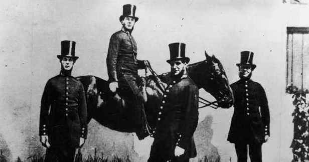 19th century police