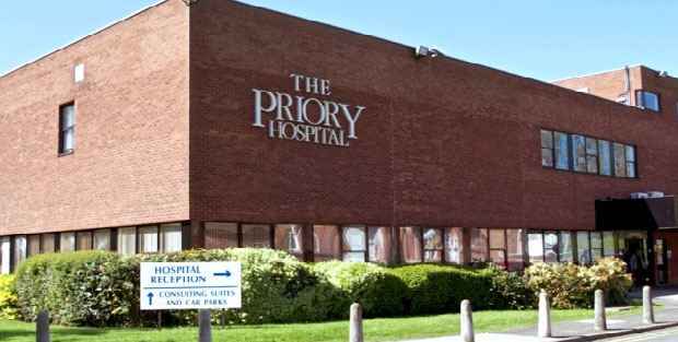 The Priory private hospital