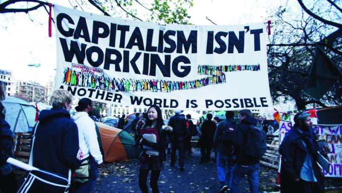 Capitalism isn't working but what should the left say?