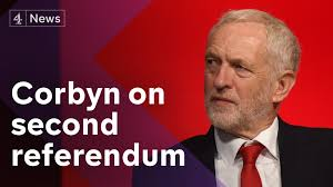 Corbyn Second Referendum