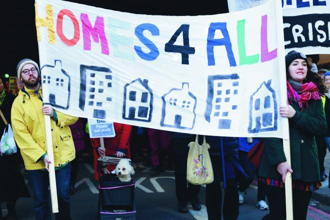 Homes for all demo
