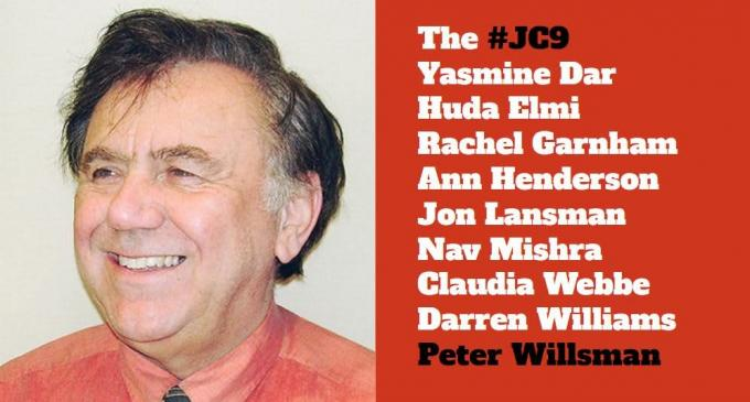 JC9 voting graphic including Pete Willsman
