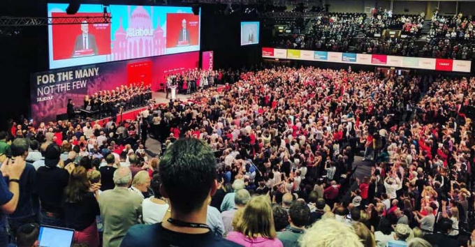 Labour conference