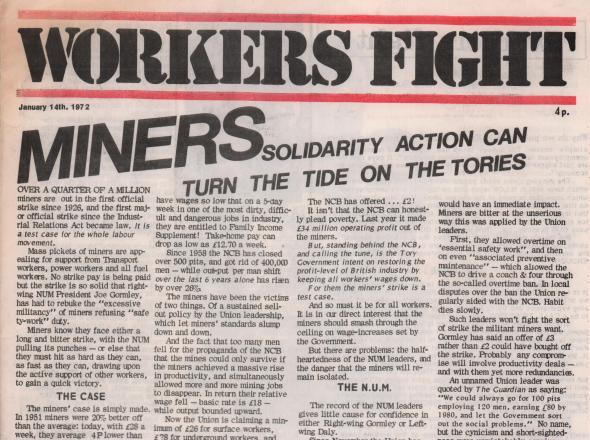 Workers' Fight 1