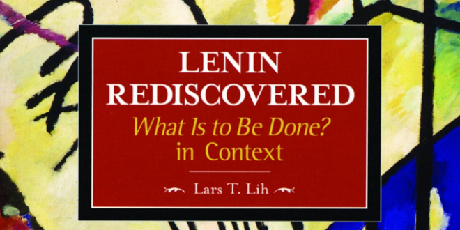 Lenin Rediscovered