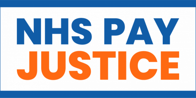 NHS pay justice