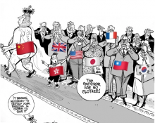 Hong Kong Emperor has no clothes