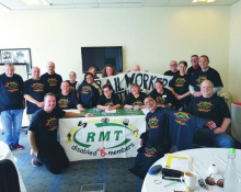 RMT disabled members conference 2018