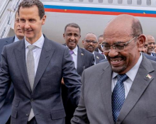 al-Bashir and Assad