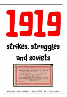 Cover of 1919 book