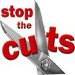 Stop the cuts