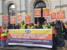 FCO picket