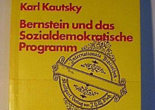 Kautsky's reply to Bernstein