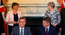 DUP and May