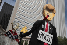 Trump as fascist