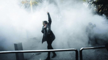 Iran protest - woman protestor.jpg