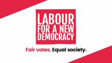 Labour for a New Democracy