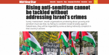 Morning Star on antisemitism