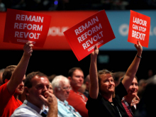 labour remain