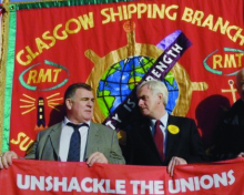 RMT and John McDonnell