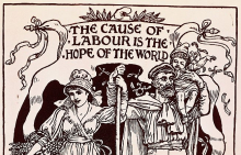 The cause of labour is the hope of the world