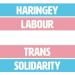 Haringey Labour trans solidarity