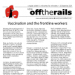 Notts Off The Rails - 15/12/2020: Vaccination and the frontline workers
