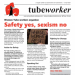 Tubeworker — 03/04/2021: Safety Yes, Sexism No