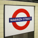 Warren Street London Underground roundel