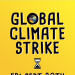Global climate strike Friday Sept 20