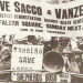 UK Sacco and Vanzetti protest